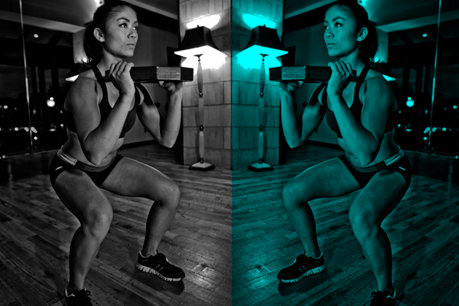 Upper and Full Body Circuit