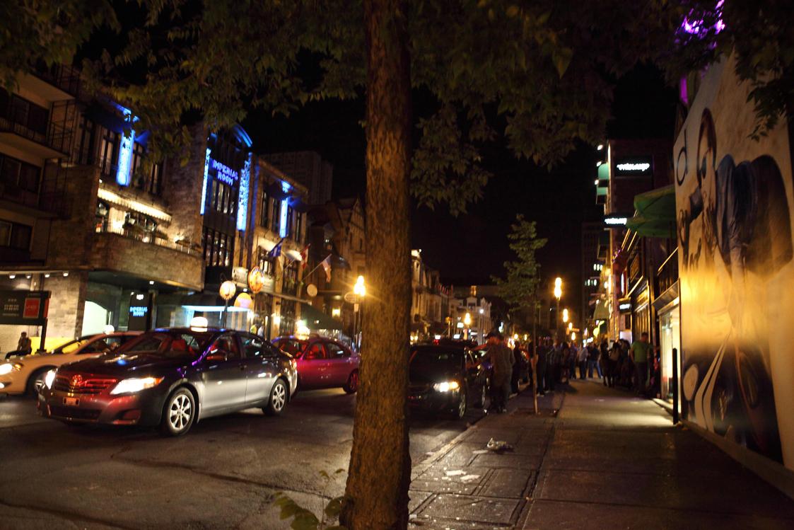 Montreal StreetSMALL