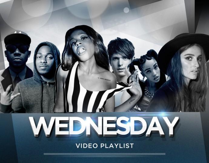 Wednesday playlist