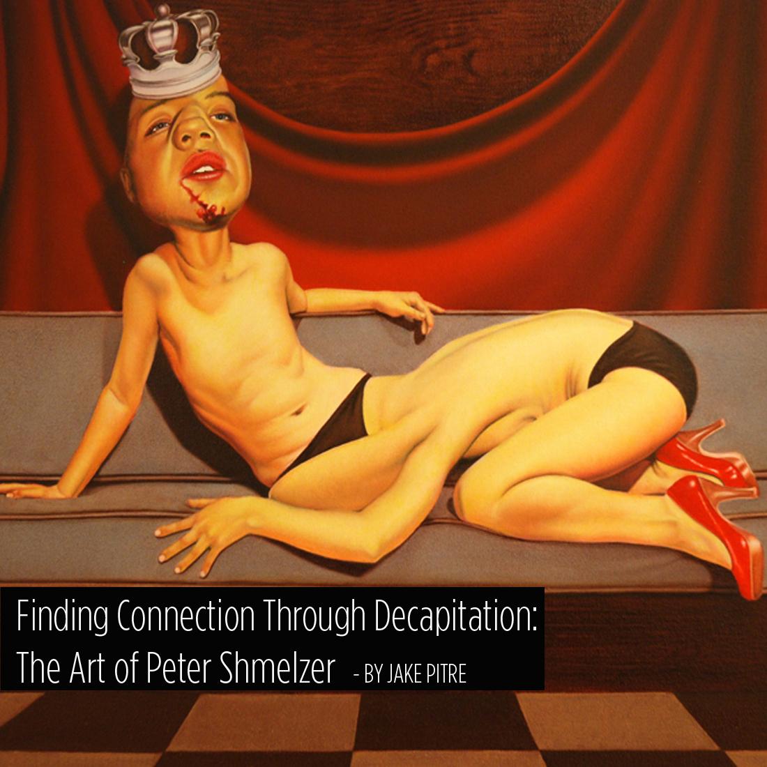 Peter Schmeltzer cover