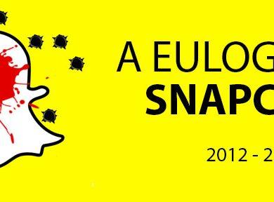 Snapchat eulogy