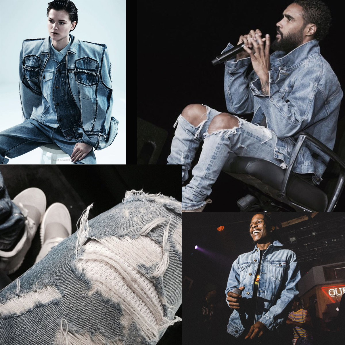 Denim Asap Etc