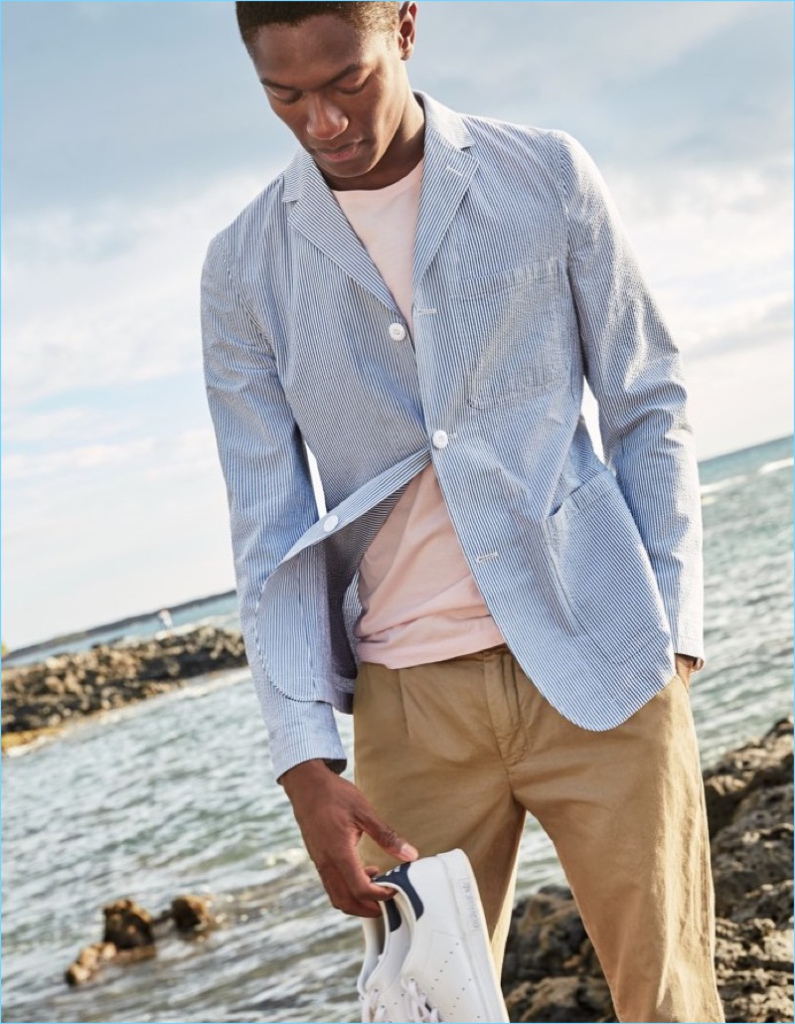 J crew releases summer style guide 2017 antidote for J crew mens outfits