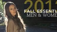 Fall Essentials 2012