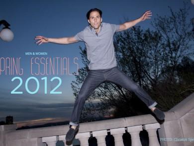 Spring Essentials 2012